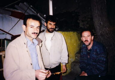 イラン旅行記でガス (ハマダー...